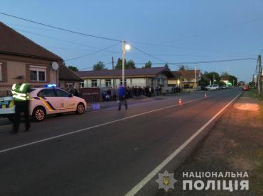 В Закарпатье насмерть сбили человека, а водитель-виновник был пьян вусмерть - официально