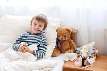 Закарпаття. Минулого тижня до лікарів звернулися 2 339 дітей, котрі захворіди на кір