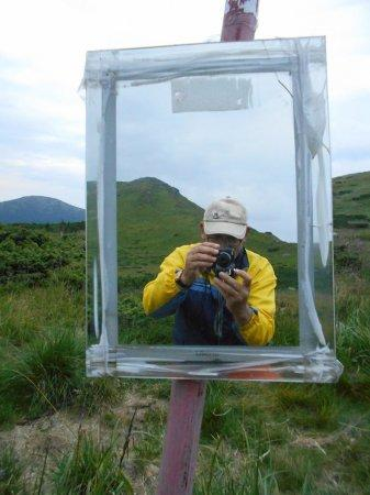 Найзагадковіше озеро в горах Закарпаття відтепер має власне дзеркальце