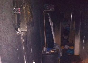 Пожежу в квартирі ліквідували вогнеборці в обласному центрі Закарпаття