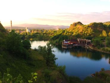 Радванский карьер может стать следующим потерянным уголком Ужгорода