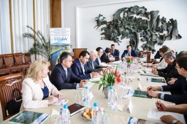 Європейське об'єднання ТИСА починає реалізацію низки інвестиційних проектів на Закарпатті