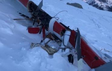 Авиакатастрофа в Альпах: Количество жертв возросло до 7