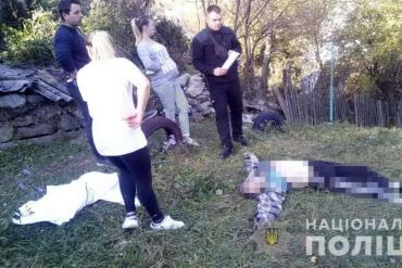 В Закарпатье местный житель узнал, что его сын убил его отца