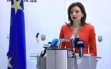 Размещение на Закарпатье военных суверенное право государства, - Марьяна Беца