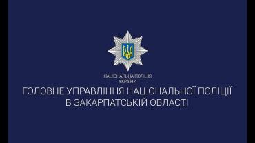 Поліція Закарпаття швидко затримала розбійника, який напав на жінку в Берегово