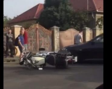 В Мукачево утро началось с ДТП: Возможно есть пострадавшие