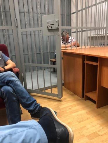 Юрий Грымчакуже задержан