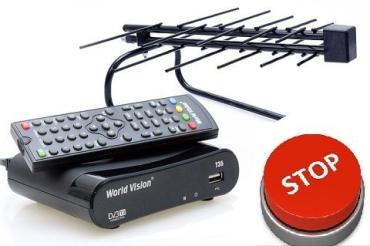 До конца марта цифровое телевидение Т2 могут отключить