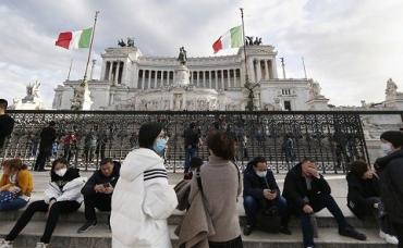 Правительство приняло решение об эвакуации украинцев из Италии