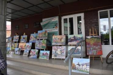Міжнародний живописний пленер «Мукачівська весна 2019»