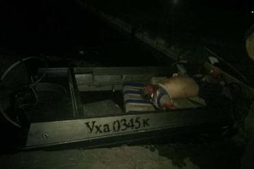 В Херсоне смертник протаранил российское судно