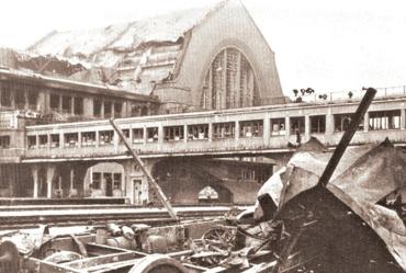Киев начали бомбить 22 июня 1941 года около четырёх часов утра