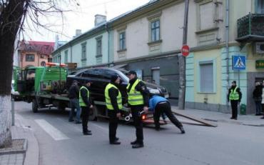 В Украине готовятся ввести карательные меры для владельцев автомобилей на еврономерах