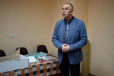 Конкурс на посаду директора Ужгородської міської дитячої клінічної лікарні виграв Ігор Рошко