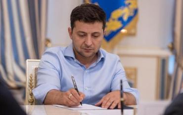 Зеленський підписав указ про ліквідацію наслідків негоди на території Закарпаття