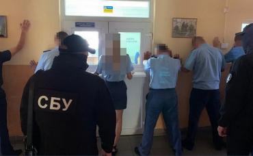 СБУ: Посадовців Закарпатської митниці викрили на зловживаннях на понад півмільйона гривень
