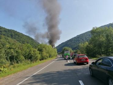 Смертельная авария на трассе в Закарпатье - 2 человека не выжили