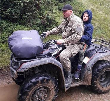 У горах Закарпаття травмувалася 10-річна дитина з Дніпра