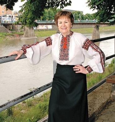 Аристократкою народного танцю з Ужгорода захоплювалися на обох півкулях Землі