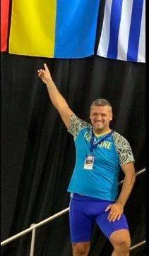 Представник Закарпаття блискуче переміг на чемпіонаті світу з важкої атлетики у Монреалі