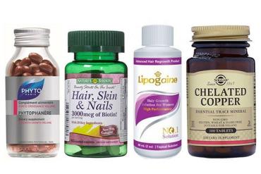 Витамины для кожи, волос и ногтей представлены на сайте Med-magazin.ua