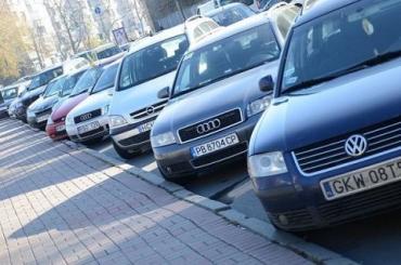 Евробляхерам посоветовали не выезжать на дороги после 22 августа