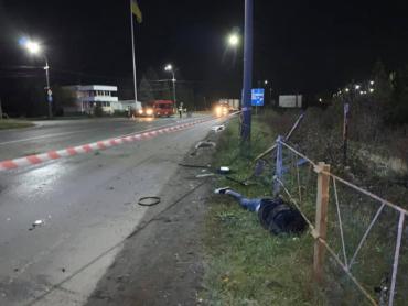 Страшна автоаварія у Мукачево не обійшлася без людських жертв