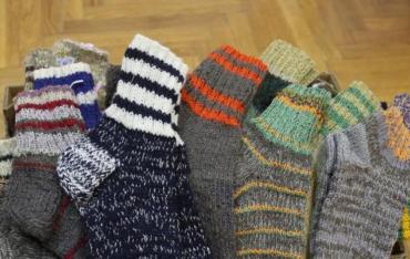 Мешканців Ужгорода просять не забувати про нужденних, адже попереду — зима!