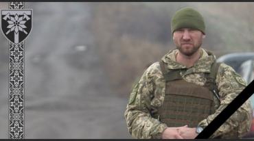 Вночі помер командир 128 Закарпатської бригади — у Мукачево оголосили День жалоби