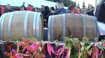 Закарпаття скликало гостей на фест молодого вина