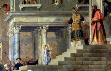 Сьогодні — Третя Пречиста, або День Введення в храм Пресвятої Богородиці