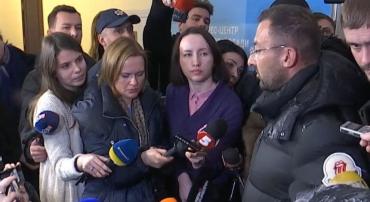 Убивць сина Соболєва відправили у СІЗО — на два місяці
