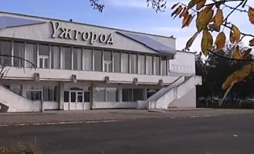 Ужгород. Страйк місцеві аеропортівці після зустрічі з головою ОДА припинили, але не остаточно