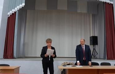 В Ужгороді представили нового директора Закарпатського інституту післядипломної педагогічної освіти