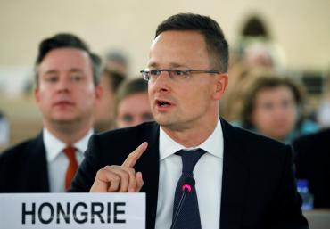 Відновлення прав угорців Закарпаття є умовою для розблокування вступу України до НАТО з боку Будапешта