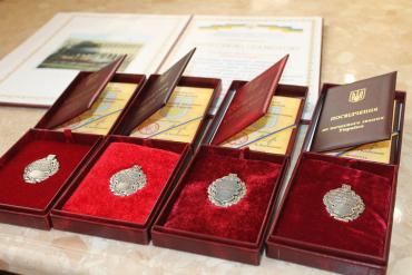 Очільник Закарпаття вручив державні нагороди п'ятьом краянам