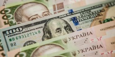 Курси валют. Долар — 23.25 грн, євро — 25.76 грн