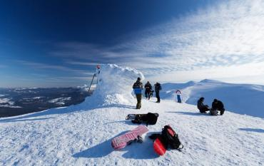 Покататися в горах Закарпаття — недешеве задоволення
