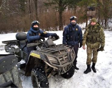 Прикордонники Закарпаття охоронятимуть кордоні спільно з підрозділами Нацгвардії та Нацполіції