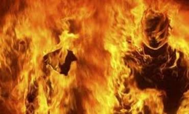 На Закарпатті врятували самогубицю, котра вирішила заживо спалити себе