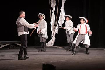 Венгры Закарпатья прикоснулись к истории своих предков в Ужгороде