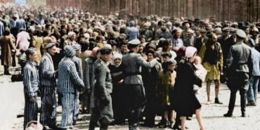 """75 років тому було звільнено найбільший нацистський """"табір смерті"""" — Освенцім"""