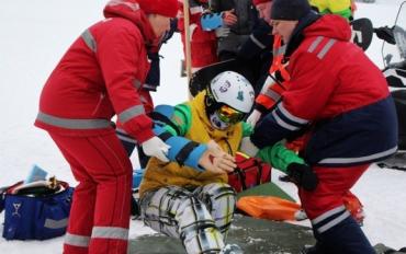 У Карпатах травмувались п'ятеро лижників, з них двоє — діти