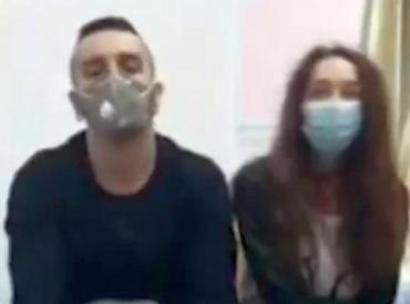 """Застряглі в Ухані українці записали ВІДЕО: """"З кожним днем стає все гірше"""""""
