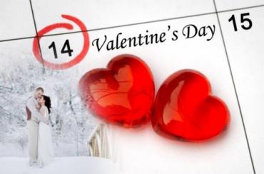 У День Святого Валентина на Закарпатті одружаться лише десять закоханих пар