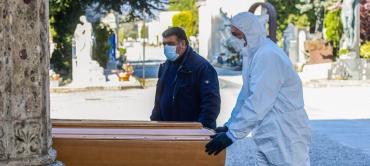 Кількість померлих Італії продовжує зростати — приблизно до 50-ти на день