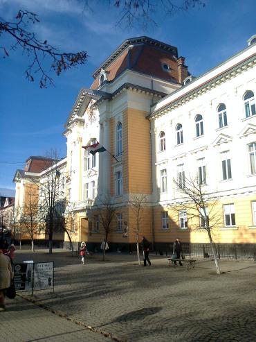 Ілдика Орос пішла сьогодні з посади ректора Закарпатського угорського інституту