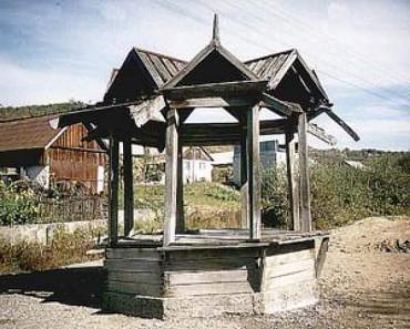 До мінеральної Хустщини на Закарпатті з'їжджається купа туристів, а по сіль із природної криниці йдуть іноземці до «Шандрова»