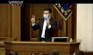 """Ніхто не наважувався протягнути через парламент цей Закон - """"Зе"""" зміг!"""